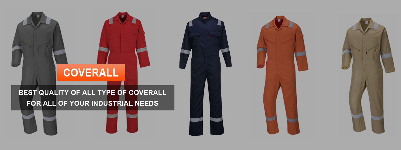 Coverall Manufacturers in Singapore