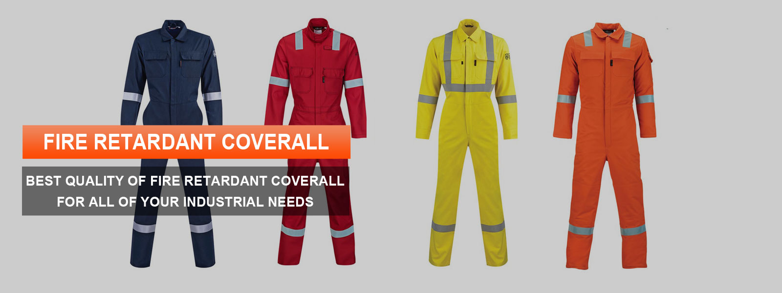 Fire Retardant Coverall Manufacturers in Haryana