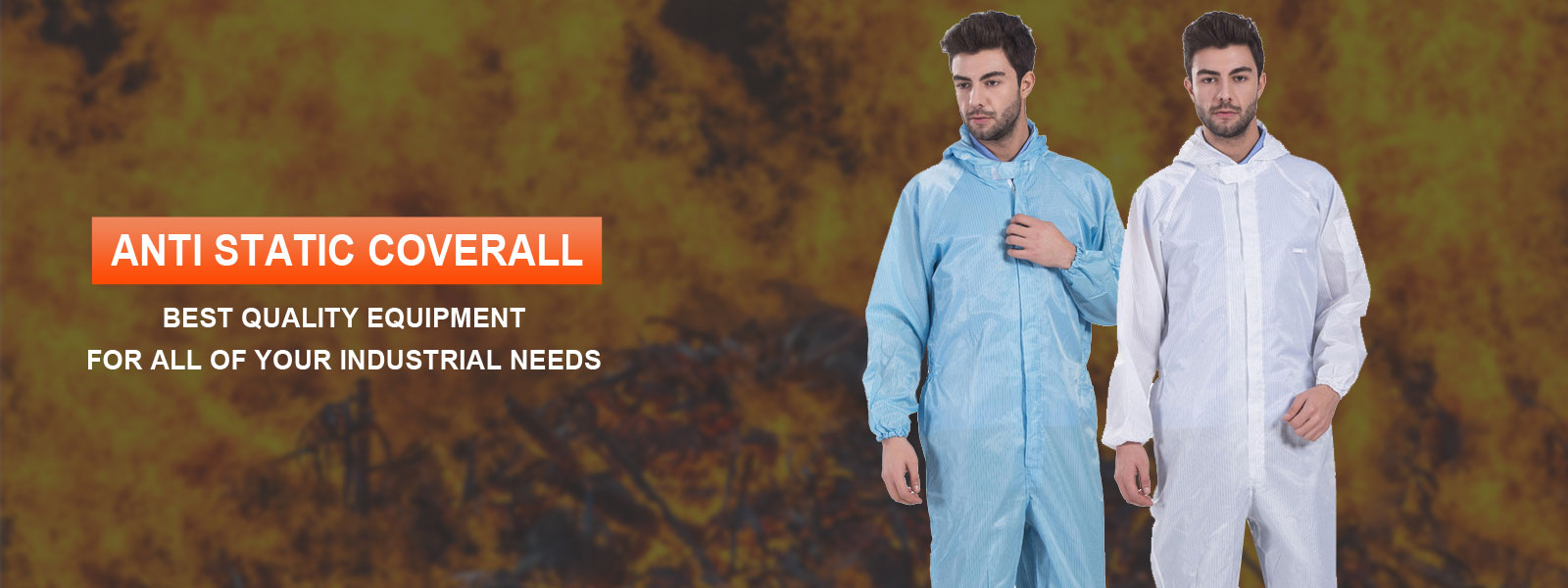 Anti Static Coverall Manufacturers in El Salvador