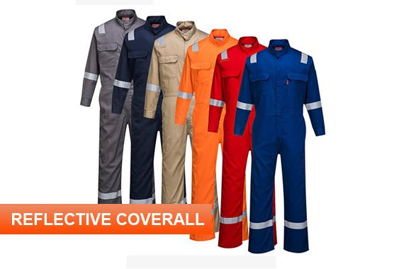 Reflective Coverall Manufacturers in Singapore
