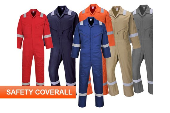 Safety Coverall Manufacturers in Singapore