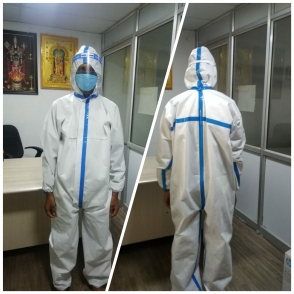 Disposable Coverall Manufacturers in Vadodara
