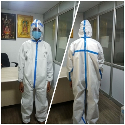 Disposable Coverall Manufacturers in Kolkata