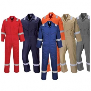 Fire Retardant Coverall Manufacturers in China