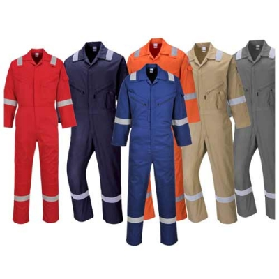 Fire Retardant Coverall Manufacturers in Afghanistan