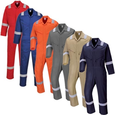 Reflective Coverall Manufacturers in Iran