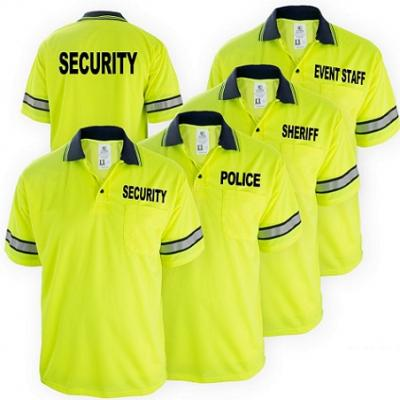 Hi Visibility T Shirts with Reflective Tape Manufacturers in Chennai