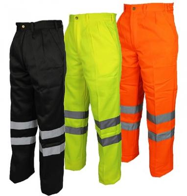Hi Visibility Trousers Manufacturers in India