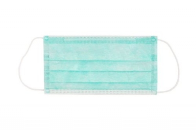 Disposable PP Non Woven Meltblown 3 Ply Face Mask